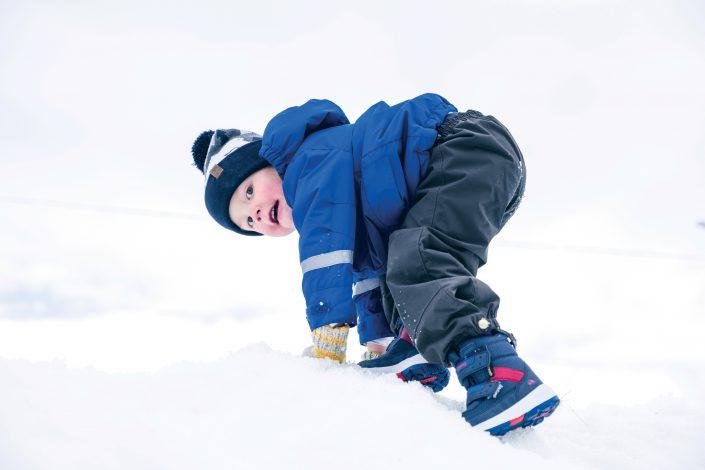 zimní obuv Viking
